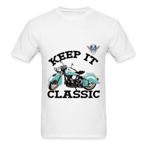 keep it classic1 - Men's T-Shirt
