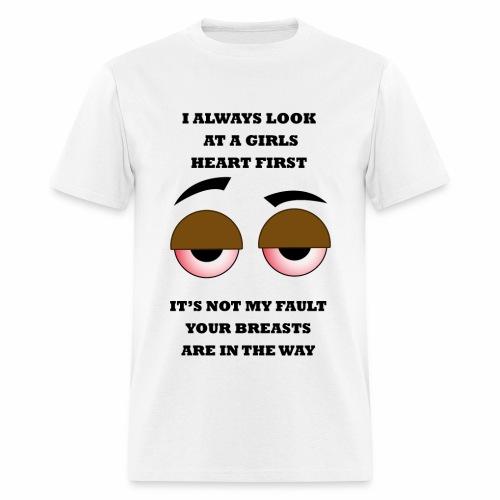 Not My Fault - Men's T-Shirt