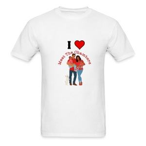 I Love MTC - Men's T-Shirt