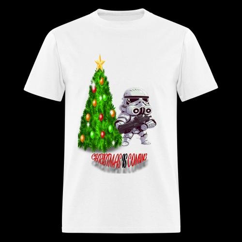 StarWars #ChristmasIsComing - Men's T-Shirt