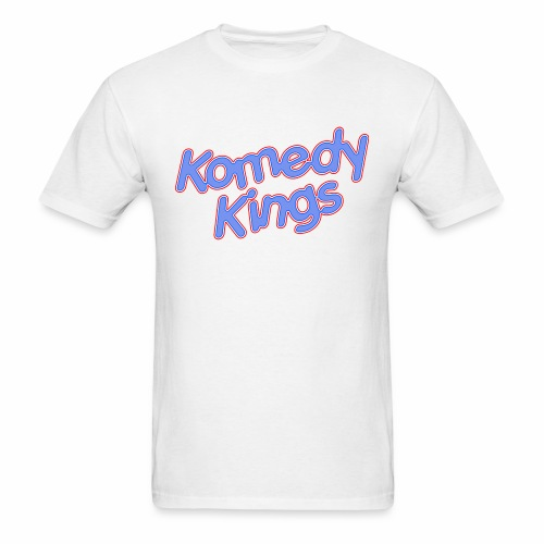KomedyKings Brand Name Tee - Men's T-Shirt