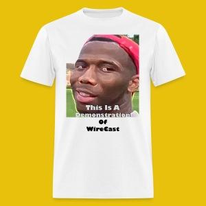 VTW: D-Lo Smith (WireCast) - Men's T-Shirt