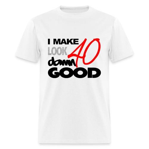 DAMN GOOD - Men's T-Shirt
