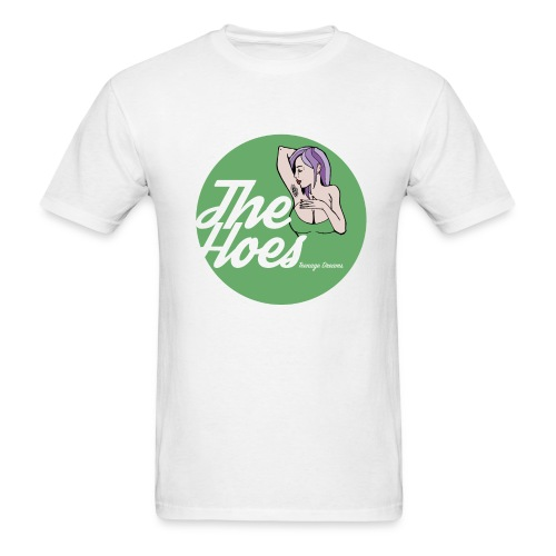 The Hoes Teenage Dreams Green - Men's T-Shirt