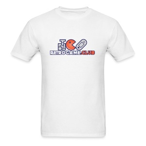 Retro Game Club - Men's T-Shirt
