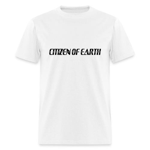 Citizen of Earth - Men's T-Shirt