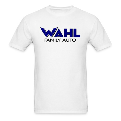 Wahl Auto Dealership - Men's T-Shirt
