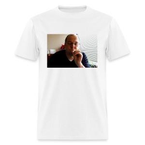 richard thornley x based chemistry god - Men's T-Shirt