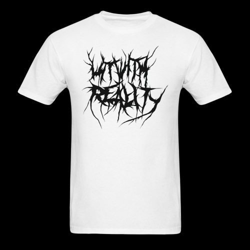 Hit With Reality Logo - Men's T-Shirt