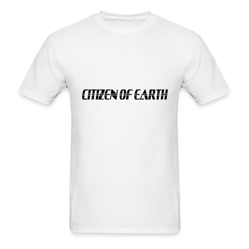 Citizen of Earth - Men's T-Shirt