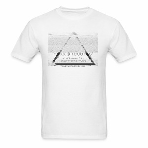 h9records glitchdesign 4 - Men's T-Shirt
