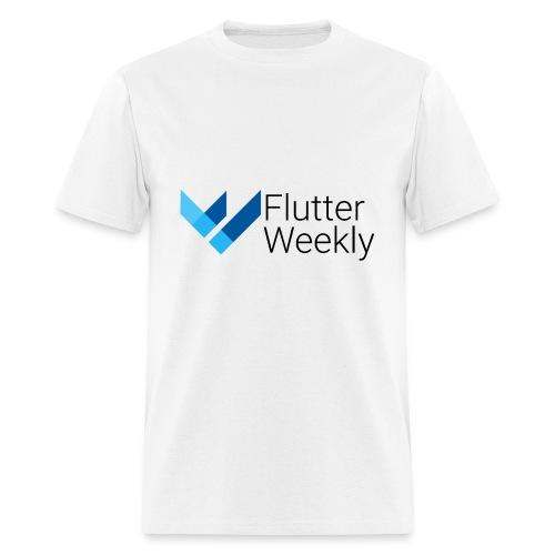 Flutter Weekly - Men's T-Shirt