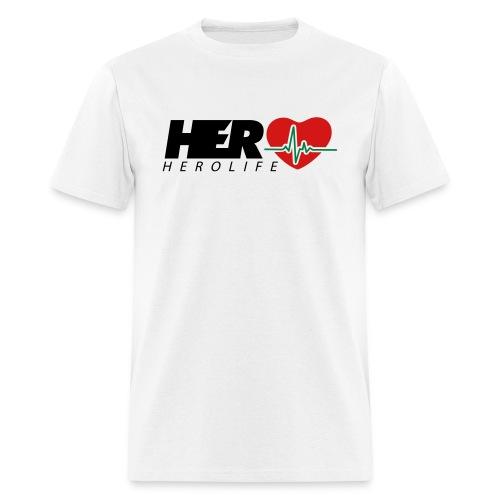 HeroLife Lifeline - Men's T-Shirt