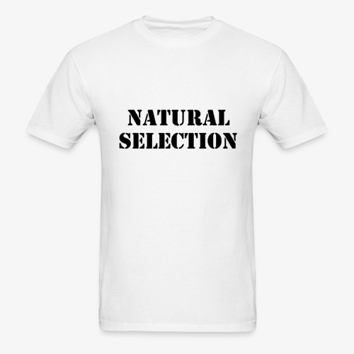 NATURAL SELECTION - Men's T-Shirt