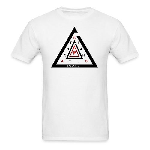 #Sensational Black - Men's T-Shirt