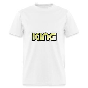 KING ***NEW DESIGN*** - Men's T-Shirt