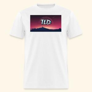 TLD MOON - Men's T-Shirt