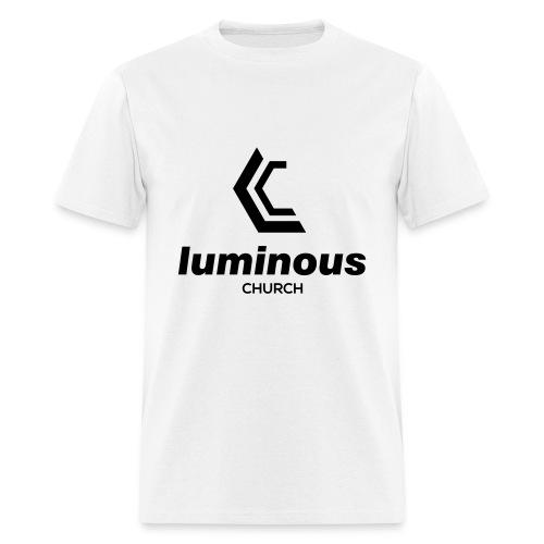 LUMINOUS LOGO - Men's T-Shirt