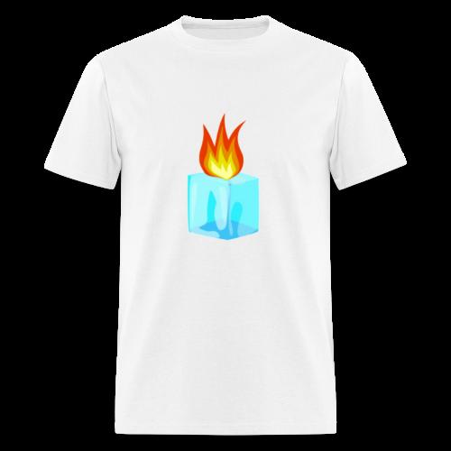 PZKTastic Logo T-Shirt (Get White as the Color) - Men's T-Shirt