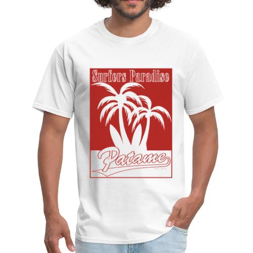 Patame Surfers Paradise Red - Men's T-Shirt