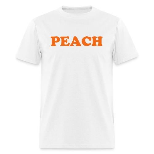 Peach Fruitee - Men's T-Shirt