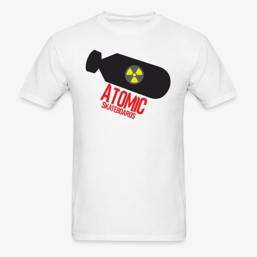 Atomic Skateboard OG Bomb - Men's T-Shirt