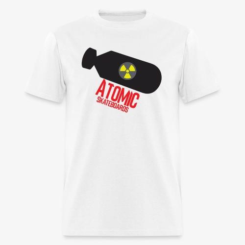 Atomic Skateboard OG Bomb - Men's T-Shirt