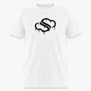 Dripping Cloud - Men's T-Shirt