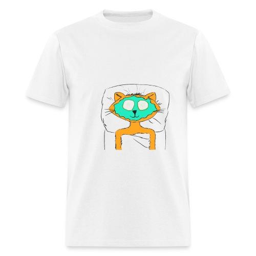 Spa Cat - Men's T-Shirt