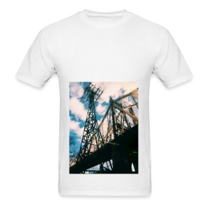 Ed Koch bridge - Men's T-Shirt