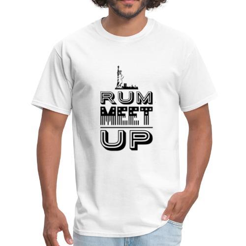 Rum Meet Up Shirt - Men's T-Shirt