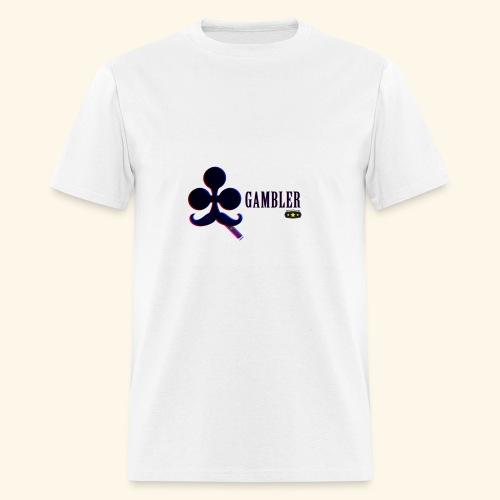 Gambler - Men's T-Shirt