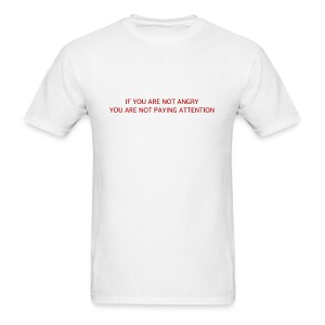 Angry tee - Men's T-Shirt