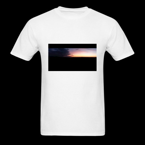 Storm and Dusk - Men's T-Shirt