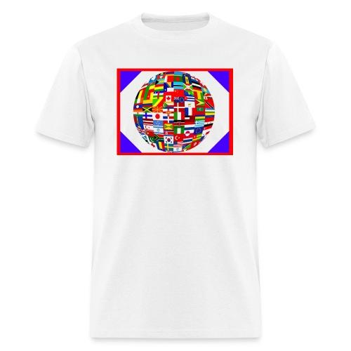 THE VIRAL NETWORK - Men's T-Shirt