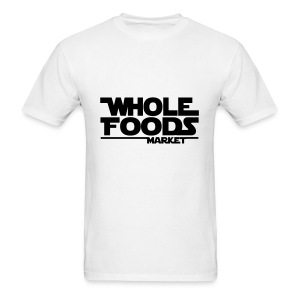WHOLE_FOODS_STAR_WARS - Men's T-Shirt