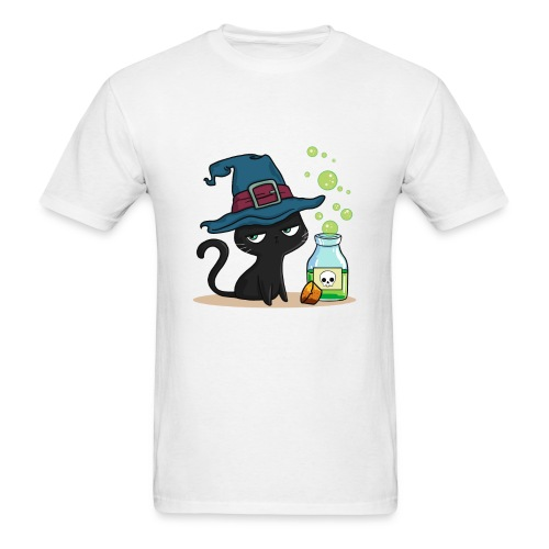 that macical cat - Men's T-Shirt