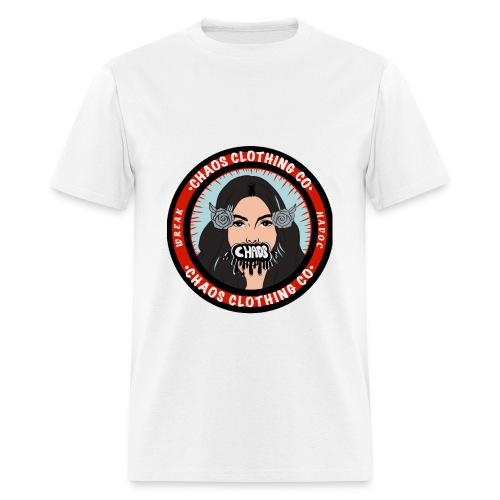 Classic Chaos Logo - Men's T-Shirt