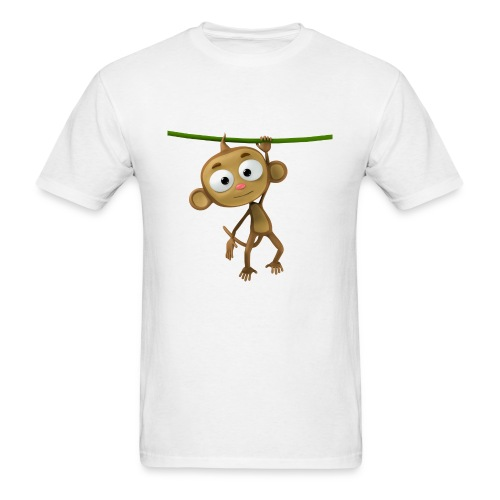 Monkey Swing - Men's T-Shirt