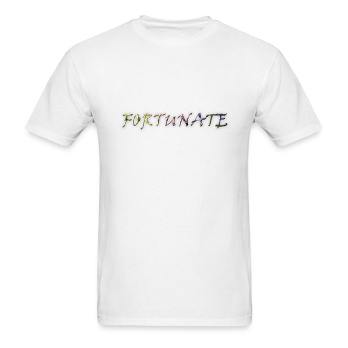 FortunateFlowers - Men's T-Shirt