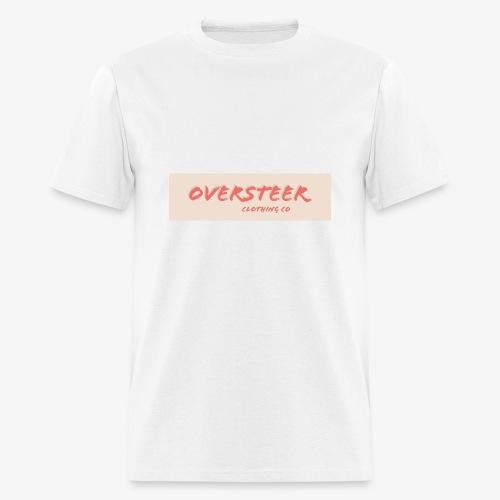 Peach Oversteer - Men's T-Shirt