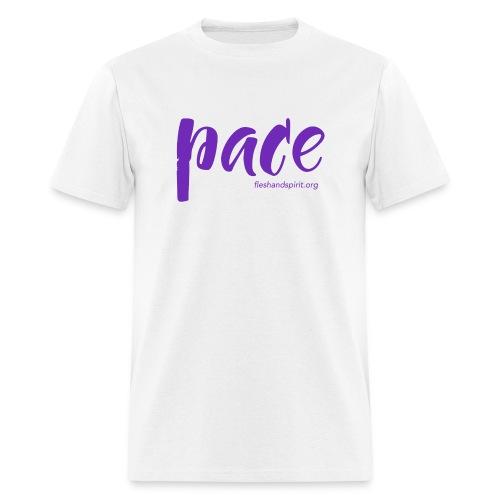 Pace t-shirt - Men's T-Shirt