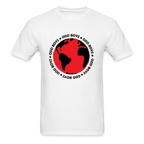 Odd Boyz World - Men's T-Shirt