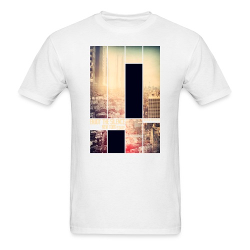 Enjoy the silence New York T-shirt - Men's T-Shirt