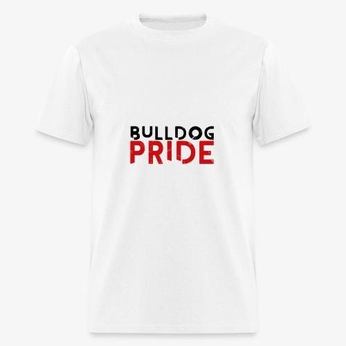 Bulldog Pride - Men's T-Shirt