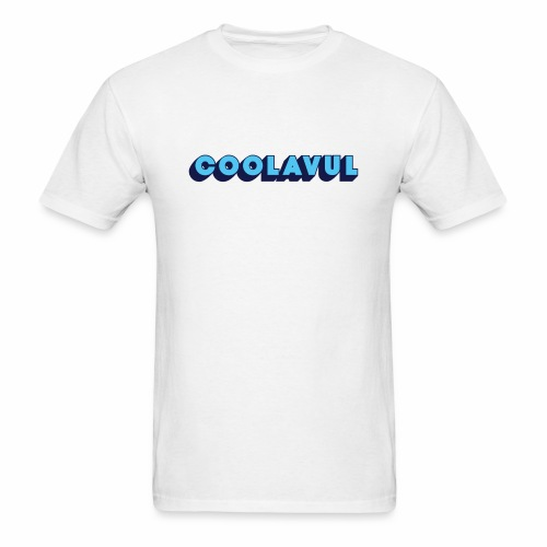coolavulFunkyBlue - Men's T-Shirt