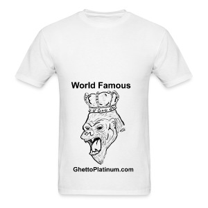 T-shirt-worldfamousForilla2tight - Men's T-Shirt