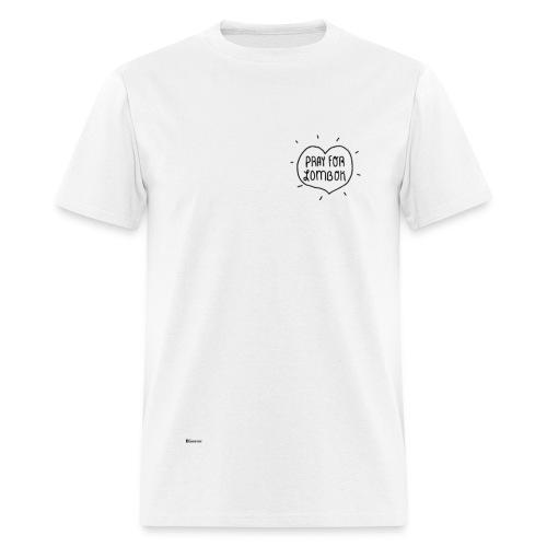Pray for Lombok - Men's T-Shirt