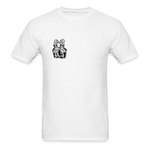 two goose - Men's T-Shirt