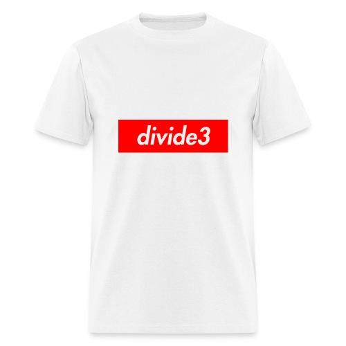 divide3 - Men's T-Shirt